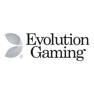 Evolution Gaming veröffentlichen 10 neue Spiele