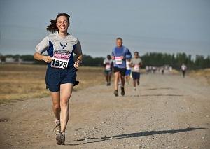 Der Rausch eines Marathons
