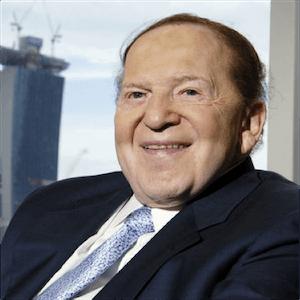 Casino-Magnat Sheldon Adelson