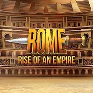 "Der Spielautomat ""Rome: Rise of an Empire"""