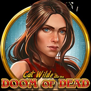 """Spielautomat """"Cat Wilde and the Doom of Dead"""""""