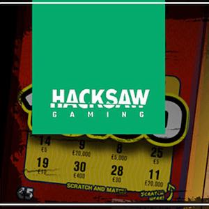 Neue Jackpot Spielautomatenserie von Hacksaw Gaming