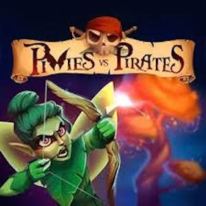 Pixies vs. Pirates Spielautomat