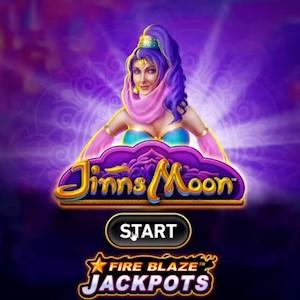 Der Spielautomat Jinns Moon