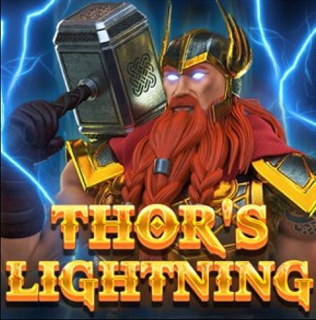 Der neue Spielautomat Thor's Lightning