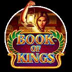 Spielen Sie den Online-Slot Book of Kings