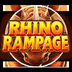 Spielen Sie den Online-Slot Rhino Rampage